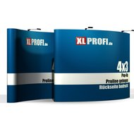 Pop-Up Display Proline gebogen 4x3 Felder inkl....